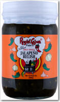 Spicy Sweet Jalapeno Relish